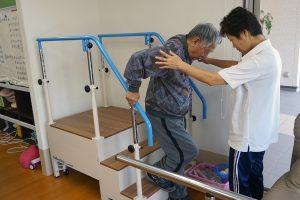 階段昇降訓練2