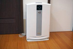 空気清浄機兼加湿器
