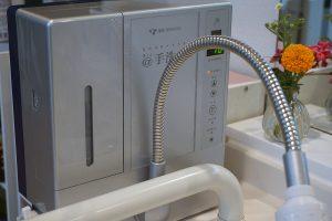 除菌電解水給水機