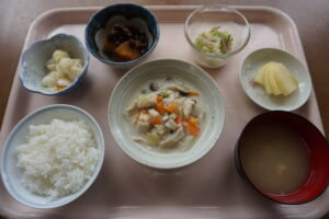 2014年4月25日の食事1